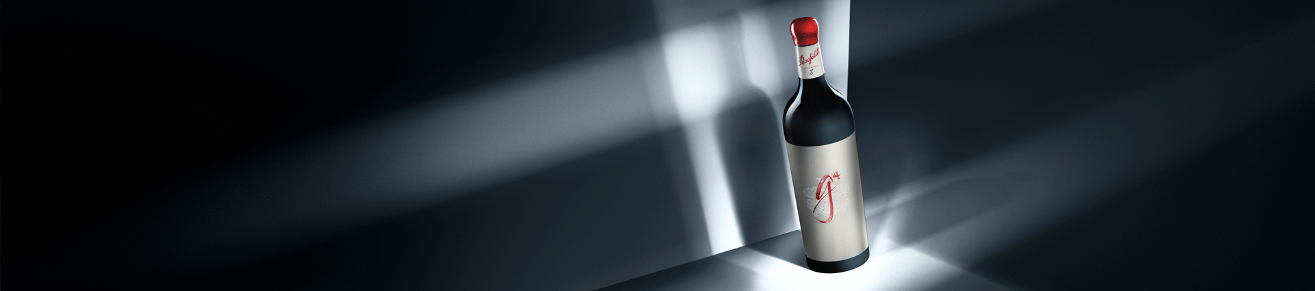 Penfolds g4 bottles for Ben Simmonds filming