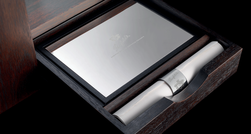 Ampoule Book and Certificate in Drawer