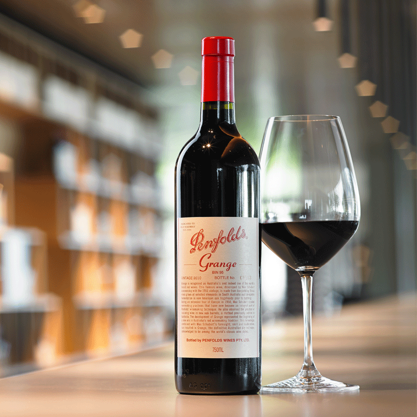 Grange by the glass