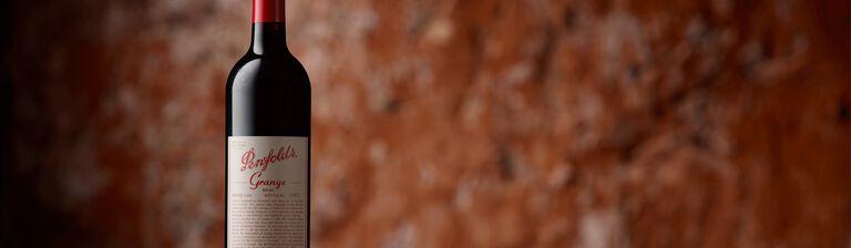 Grange 2008 bottle