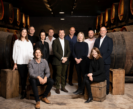 Winemaking team