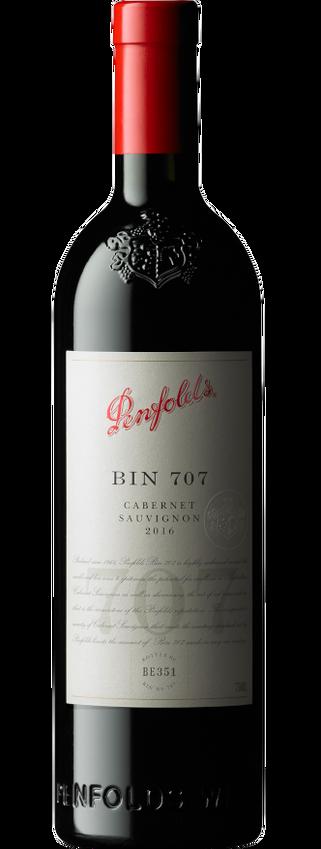 2016 Penfolds Bin 707 Cabernet Sauvignon Bottle