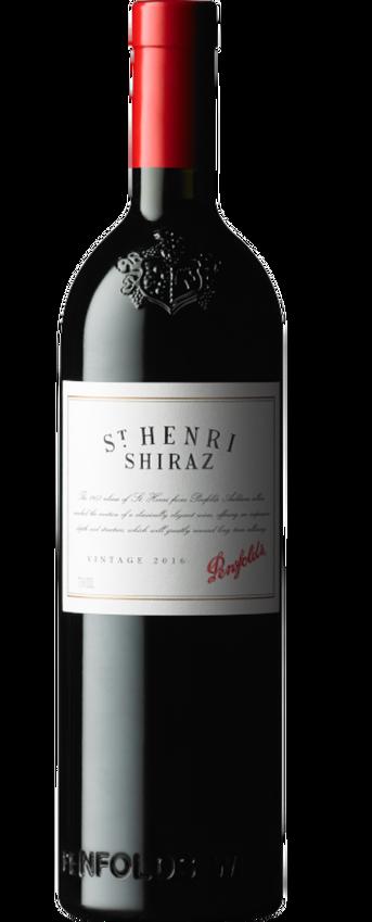 2016 Penfolds St Henri Shiraz Bottle