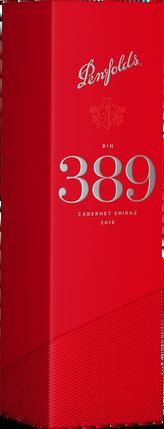 2018 Bin 389 Cabernet Shirazwith Gift Box