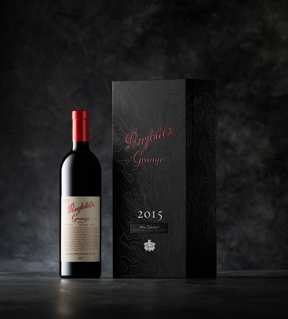 2015 Penfolds Grange with Gift Box