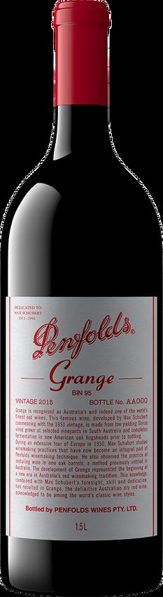 2015 Penfolds Grange Shiraz Magnum