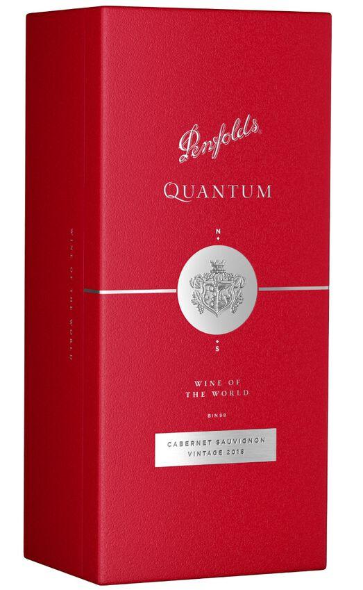 2018 Penfolds Quantum Bin 98 Wine of the World Cabernet Sauvignon Gift Box