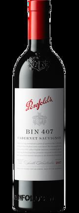 2017 Bin 407 Cabernet Sauvignon