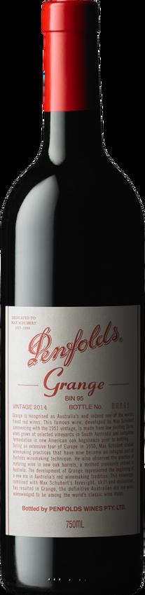 2014 Penfolds Grange South Australia Shiraz