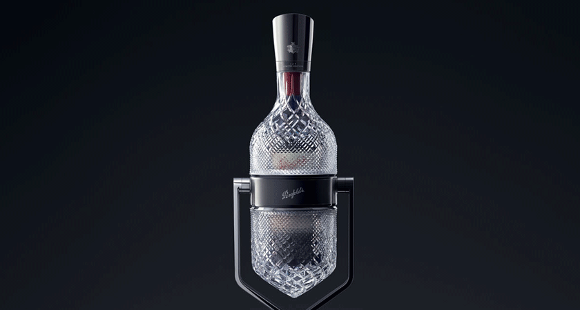 Saint Louis Aevum Crystal Decanter