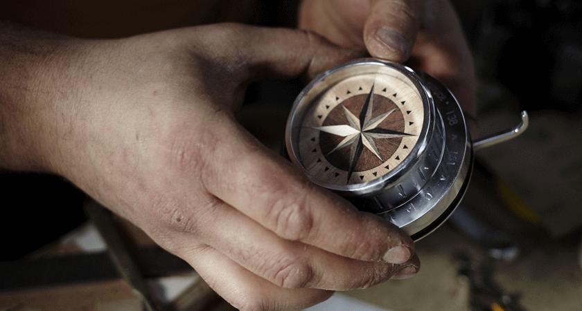 Compass detail
