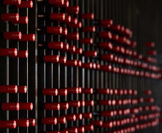 葡萄酒窖藏