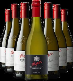 Bin 311 Chardonnay 2017 with Cellar Reserve Chardonnay Offer