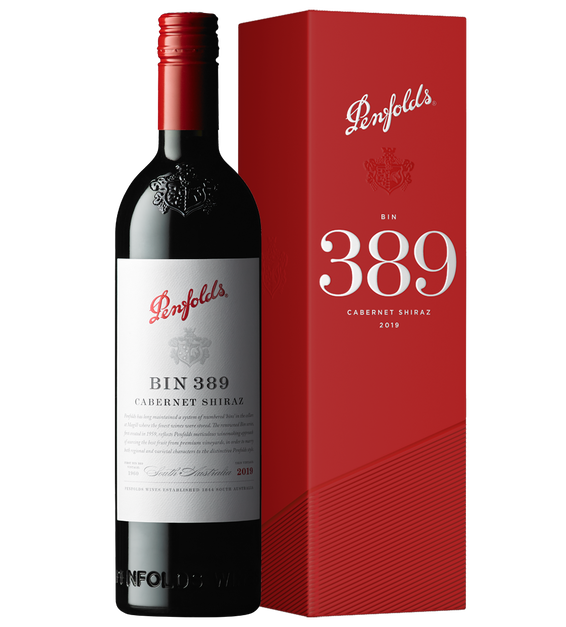 Bin 389 Cabernet Sauvignon Shiraz 2019 Gift Box