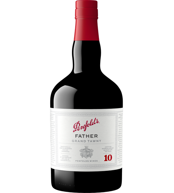 Father Grand Tawny 10 Year Old Gift Box