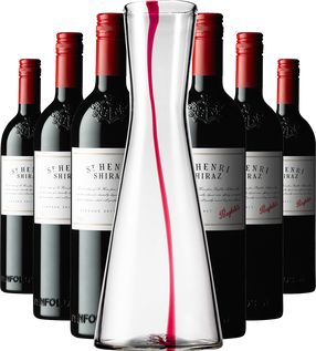 St Henri Shiraz 2017 With Limited Edition Decanter