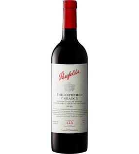Tribute Range 'The Esteemed Creator' Barossa Valley Shiraz Coonawarra Cabernet 2016