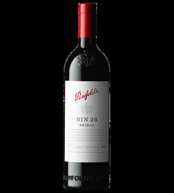 Bin 28 Shiraz 2019 Cork