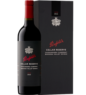 Cellar Reserve Coonawarra Cabernet Barossa Valley Shiraz 2015 Gift Box