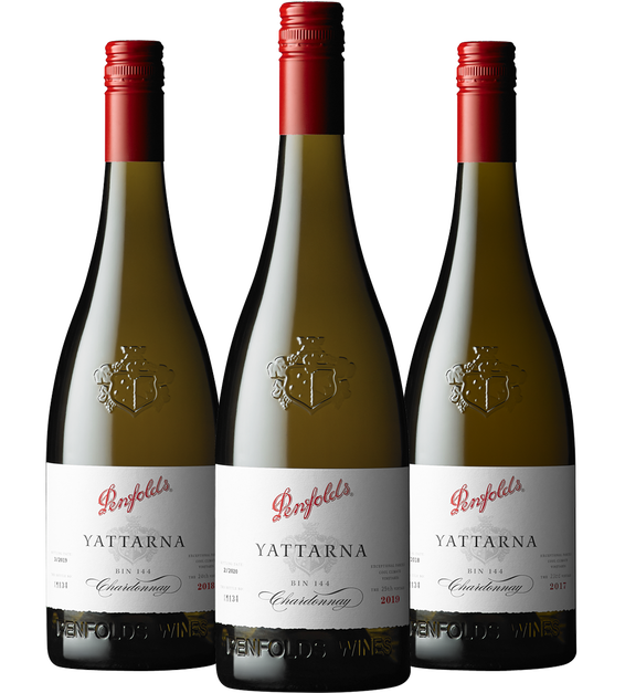 Yattarna Chardonnay Vertical